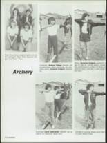 1982 Tempe High School Yearbook Page 116 & 117