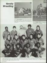 1982 Tempe High School Yearbook Page 126 & 127