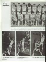 1982 Tempe High School Yearbook Page 134 & 135