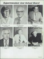 1982 Tempe High School Yearbook Page 244 & 245