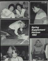 1982 Tempe High School Yearbook Page 246 & 247