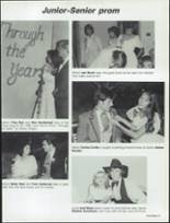 1982 Tempe High School Yearbook Page 254 & 255