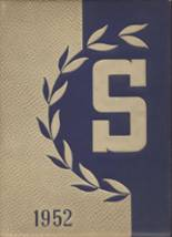 1952 Yearbook South High School