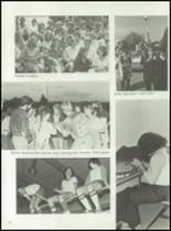 1980 Beckman High School Yearbook Page 14 & 15