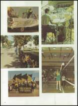 1980 Beckman High School Yearbook Page 20 & 21
