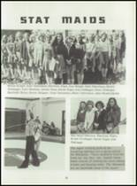 1980 Beckman High School Yearbook Page 32 & 33