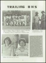 1980 Beckman High School Yearbook Page 36 & 37