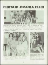 1980 Beckman High School Yearbook Page 38 & 39