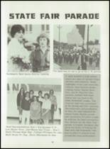 1980 Beckman High School Yearbook Page 42 & 43