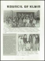 1980 Beckman High School Yearbook Page 46 & 47