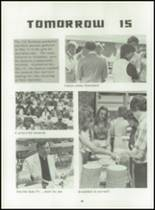 1980 Beckman High School Yearbook Page 52 & 53
