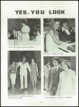 1980 Beckman High School Yearbook Page 54 & 55