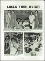 1980 Beckman High School Yearbook Page 56 & 57