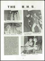 1980 Beckman High School Yearbook Page 58 & 59