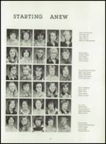 1980 Beckman High School Yearbook Page 64 & 65