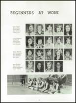 1980 Beckman High School Yearbook Page 66 & 67