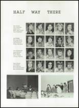 1980 Beckman High School Yearbook Page 68 & 69