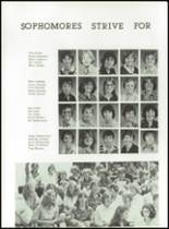 1980 Beckman High School Yearbook Page 70 & 71