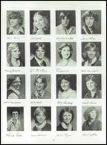1980 Beckman High School Yearbook Page 80 & 81