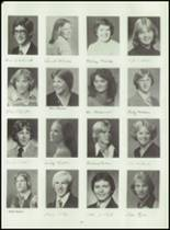 1980 Beckman High School Yearbook Page 84 & 85