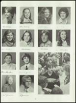1980 Beckman High School Yearbook Page 86 & 87