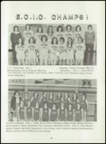1980 Beckman High School Yearbook Page 94 & 95