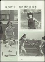 1980 Beckman High School Yearbook Page 102 & 103