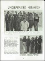 1980 Beckman High School Yearbook Page 104 & 105