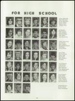 1980 Beckman High School Yearbook Page 112 & 113
