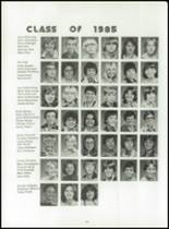 1980 Beckman High School Yearbook Page 116 & 117
