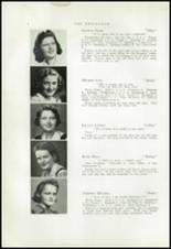 1942 Phillips High School Yearbook Page 10 & 11