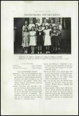 1942 Phillips High School Yearbook Page 16 & 17
