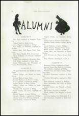 1942 Phillips High School Yearbook Page 34 & 35