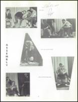 1964 St. Mel High School Yearbook Page 22 & 23