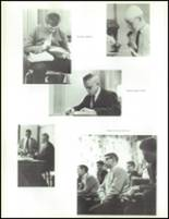 1964 St. Mel High School Yearbook Page 32 & 33