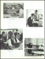 1964 St. Mel High School Yearbook Page 40 & 41