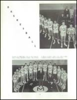 1964 St. Mel High School Yearbook Page 50 & 51