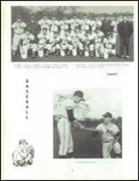 1964 St. Mel High School Yearbook Page 52 & 53