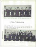 1964 St. Mel High School Yearbook Page 58 & 59
