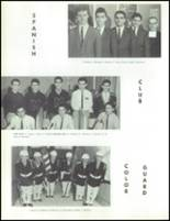 1964 St. Mel High School Yearbook Page 70 & 71