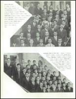 1964 St. Mel High School Yearbook Page 90 & 91