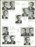 1964 St. Mel High School Yearbook Page 100 & 101