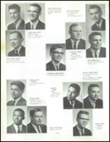 1964 St. Mel High School Yearbook Page 104 & 105