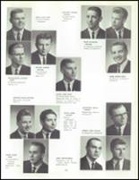 1964 St. Mel High School Yearbook Page 108 & 109