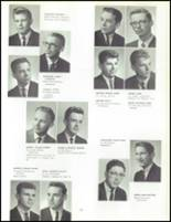 1964 St. Mel High School Yearbook Page 110 & 111