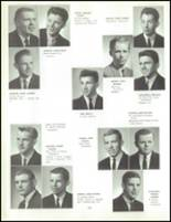 1964 St. Mel High School Yearbook Page 112 & 113