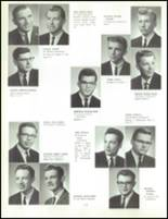 1964 St. Mel High School Yearbook Page 116 & 117