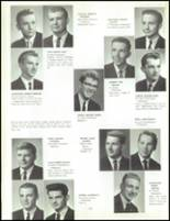 1964 St. Mel High School Yearbook Page 120 & 121