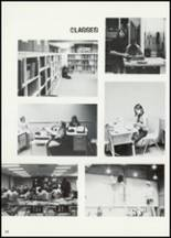 1973 Nederland High School Yearbook Page 14 & 15