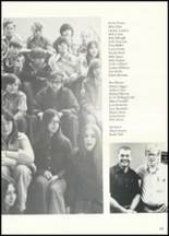 1973 Nederland High School Yearbook Page 16 & 17